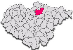 Commune Someş-Odorhei in Sălaj County