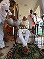 Somvati yag at Veerabhadra Devasthan Vadhav in presence of Balyogi Om Shakti Maharaj. 03.jpg