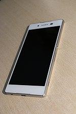 Rørig Sony Xperia Z3+ - Wikipedia UF-89