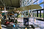 Sopwith F.1 Camel replica - Evergreen Aviation & Space Museum - McMinnville, Oregon - DSC00526.jpg