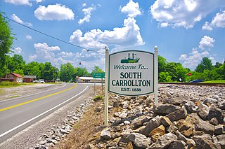 South Carrollton, Kentucky City in Kentucky, United States