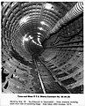 South bound tunnel to Haymarket (8692549352).jpg