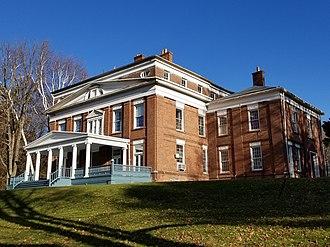 Nevis Laboratories - Nevis Mansion House