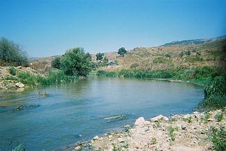 Litani nahe der israelischen Grenze