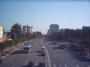Transport in Beijing - Roads in Beijing