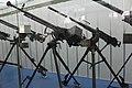 Soviet DSHK and U.S. Browning M2 12.7mm Anti-Aircraft Guns (9884991716).jpg