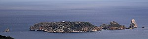 Spain, Catalonia, Illes Medes (Medes Islands).JPG