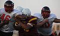 Spartans fall prey to Falcons 130910-M-OB827-378.jpg