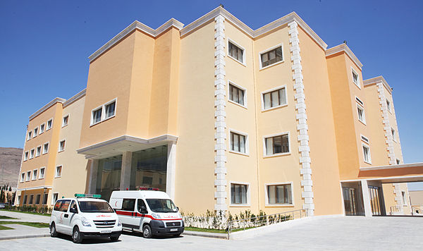 A Syrian Private University Medical Center.