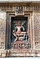 SriSomesvara temple Kartikeya carving.jpg