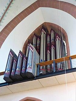 St. Agnes (Köln) (03) Rieger Orgel.jpg