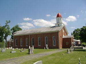 Thompson and Powell Martyrs Monument - Image: St. Alphonsus Catholic Church
