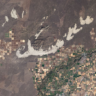 St. Anthony, Idaho - The St. Anthony Sand Dunes.