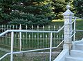 St. Helena Immaculate Conception fence detail.JPG