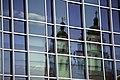 St. Mary's Basillica Reflection, Copper Square, Downtown Phoenix, Arizona - panoramio.jpg