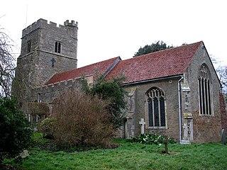 East Mersea village in United Kingdom