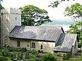 St Illtyd's Church, Oxwich - geograph.org.uk - 46956.jpg
