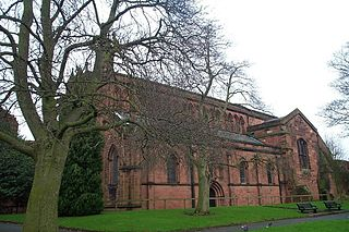 St John the Baptists Church, Chester Church in Cheshire, England