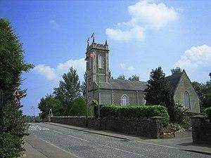 Loughgall - Image: St Luke's Loughgall geograph.org.uk 196910