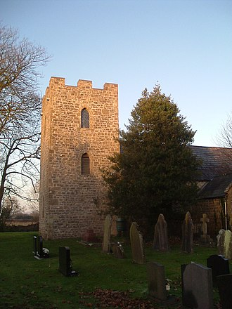Goldcliff, Newport - The church of Saint Mary Magdelene, Goldcliff