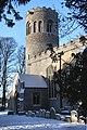 St Nicholas' Church, Little Saxham - geograph.org.uk - 1628464.jpg