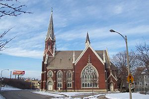 Saint Stephen Evangelical Lutheran Church of Milwaukee - St. Stephen Lutheran Church