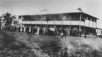 St. Teresa's College, Abergowrie - Image: St Theresa's Agricultural College, Abergowrie, Queensland, circa 1932