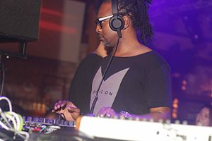 Stacey Pullen - Stacey Pullen performing at Amnesia, 2012
