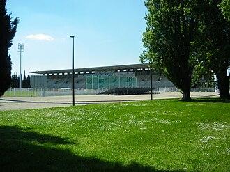 Parc des Sports (Avignon) - Image: Stade Avignon