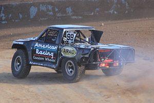 P. J. Jones - Jones' 2013 Stadium Super Truck