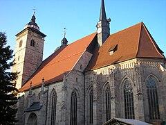 Stadtkirche Schmalkalden2