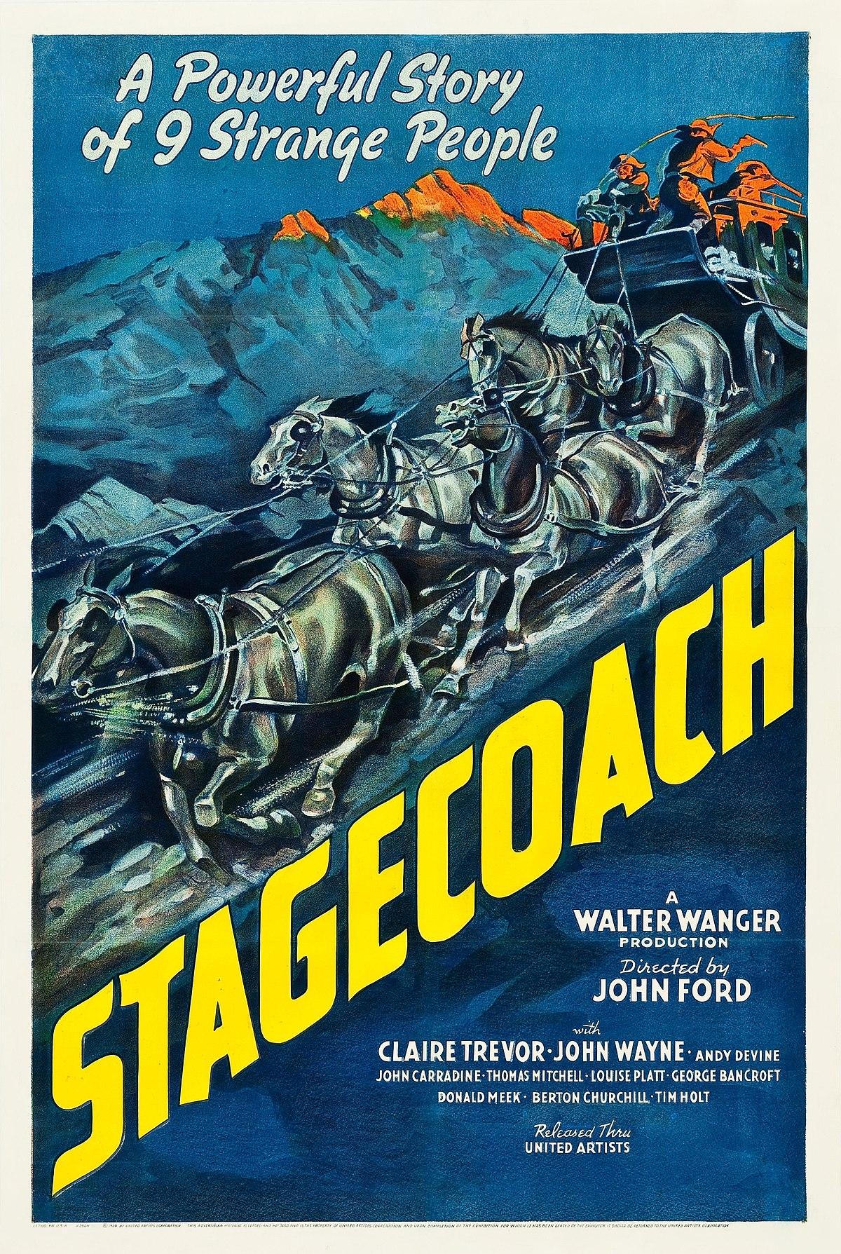Votre dernier film visionné - Page 14 1200px-Stagecoach_%281939_poster%29