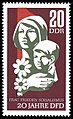 Stamps of Germany (DDR) 1967, MiNr 1256.jpg