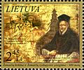 Stamps of Lithuania, 2013-01.jpg
