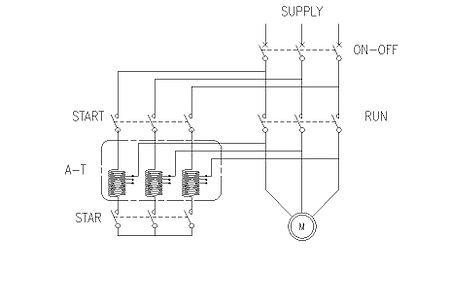 How To Change Rotation Direction And in addition m Motor Soft Start Circuit further What Is Difference Between Permanent furthermore Kornd C3 B6rfer autotransformer starter besides Watch. on single phase motor start switch for motors