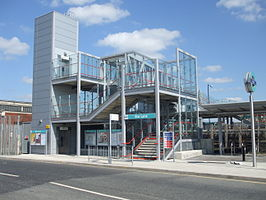 Star Lane stn west entrance.jpg