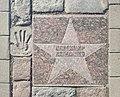 Star of Vladimir Khotinenko on walk of Actor's Fame of Vyborg.jpg