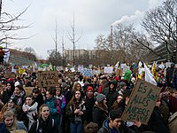 Start of the FridaysForFuture Demonstration 25-01-2019 Berlin 28.jpg