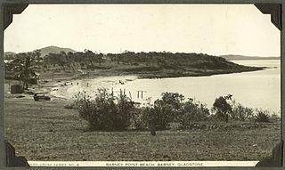 Barney Point, Queensland Suburb of Gladstone, Queensland, Australia