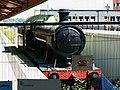 Static locomotive, Moor Street Station, Birmingham - geograph.org.uk - 1935050.jpg