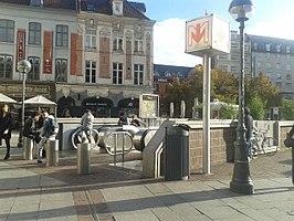 Rihour wikipedia - Station essence porte des postes lille ...