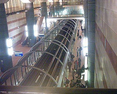Bibliothèque François Mitterrand (metropolitana di Parigi)