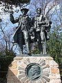 Statue of Alan Breck and David Balfour - geograph.org.uk - 929081.jpg