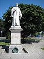 Statue of Charles Kingsley, Bideford - geograph.org.uk - 1357021.jpg