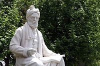 Statue of Ferdowsi in Tus, Iran 3.jpg