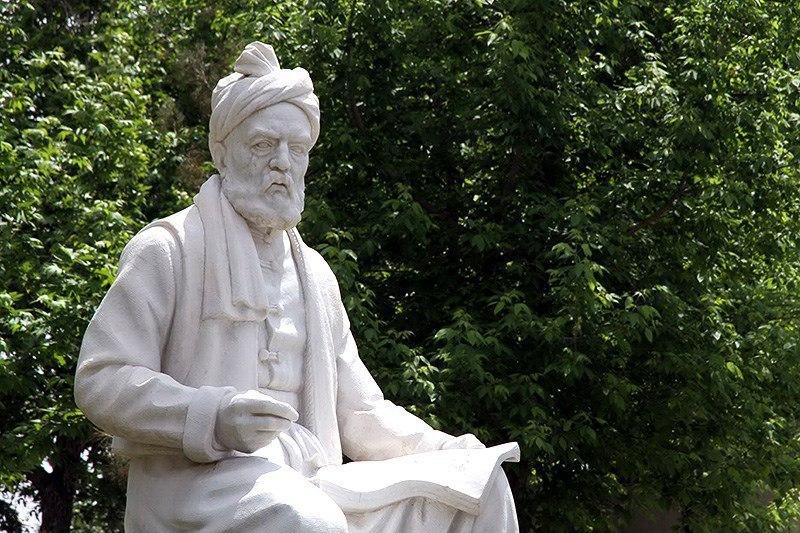 Statue of Ferdowsi in Tus