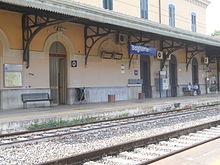 Stazione di Bagheria