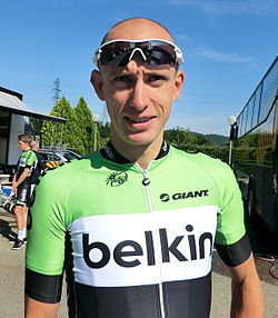 Stef Clement - Tour de l'Ain 2013.JPG