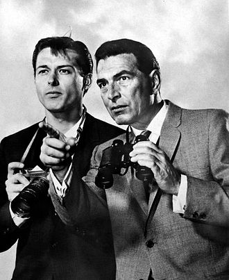 Target: The Corruptors! - Robert Harland as Jack Flood and Stephen McNally as Paul