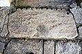 Steuerberg Friedhofeingang keltischer Schwellen-Kammstein 17072007 9527.jpg